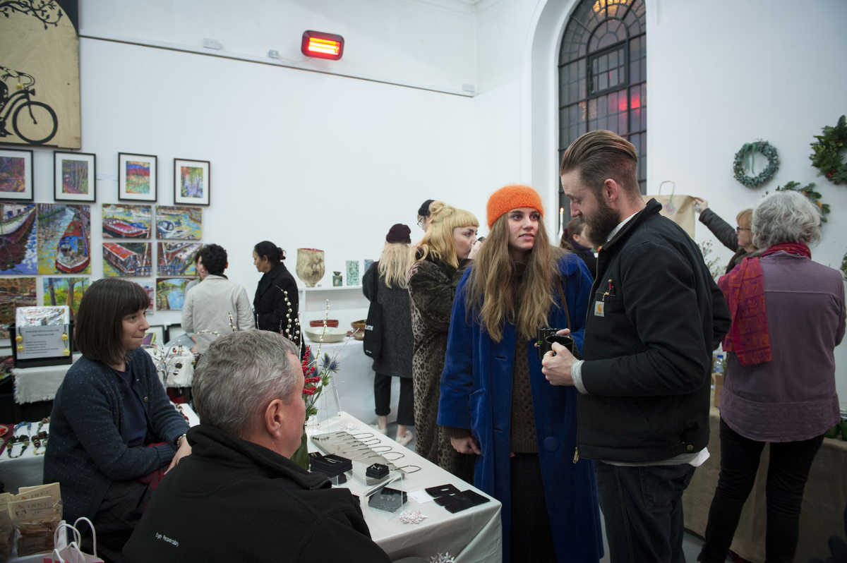Winter Art Fair 2014
