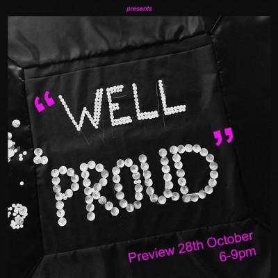 Freddie Thomas presents Well Proud