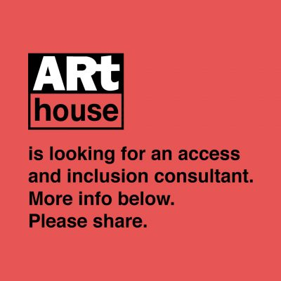 access and inclusion consultant