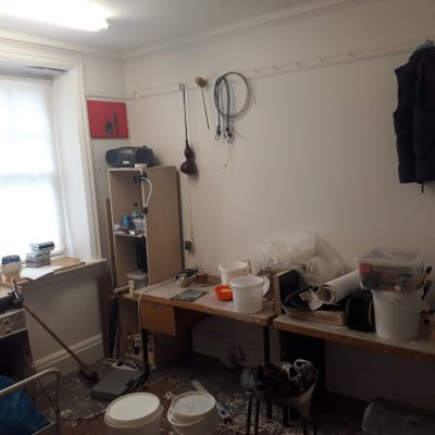 Studio sublet available