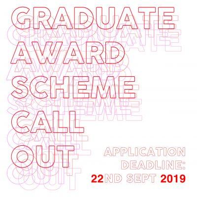 Graduate studio award call