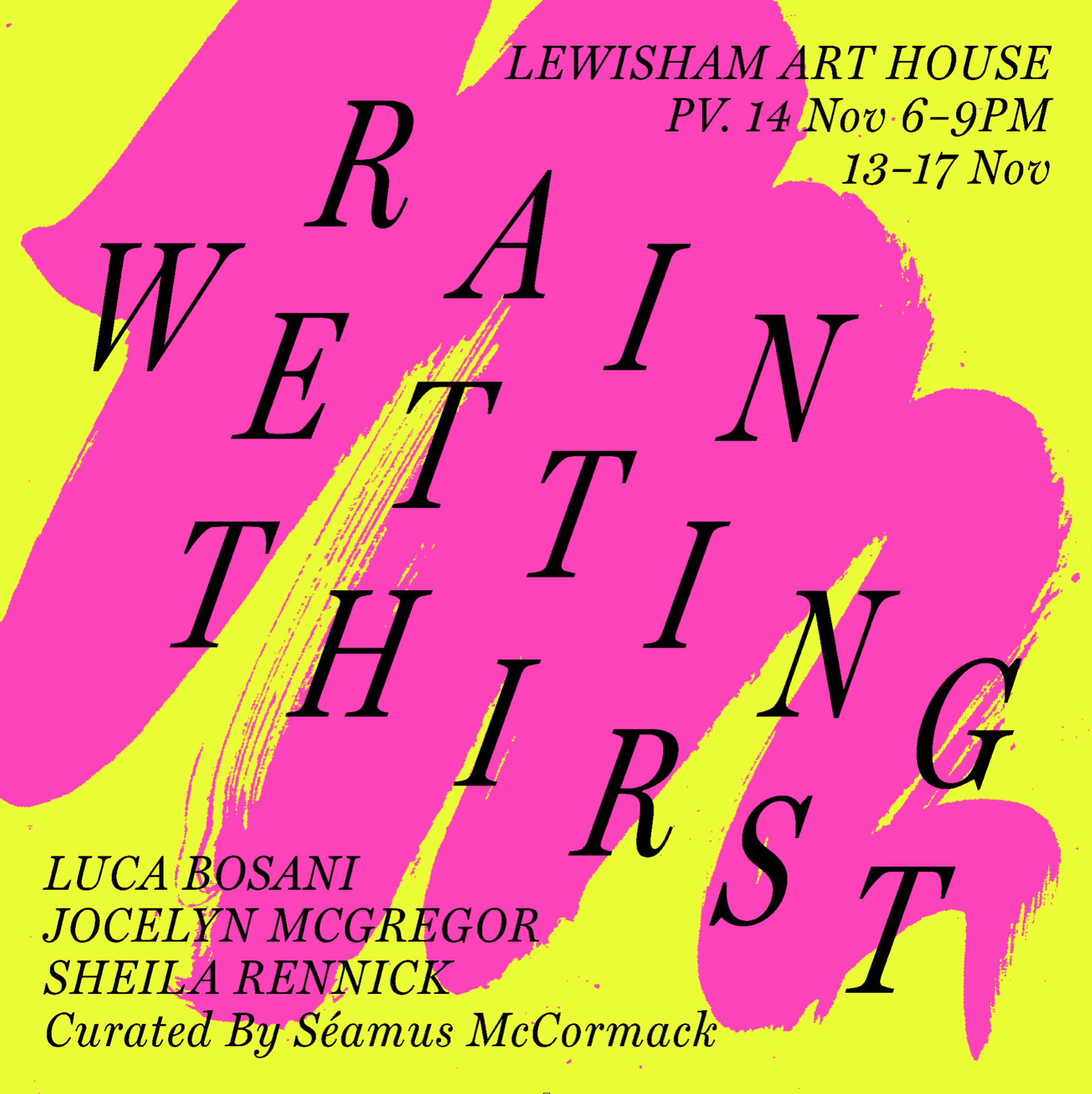Previous Event Archives Lewisham Arthouse