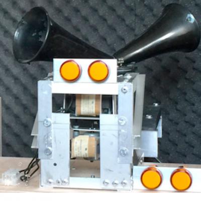 Image of a DIY robot