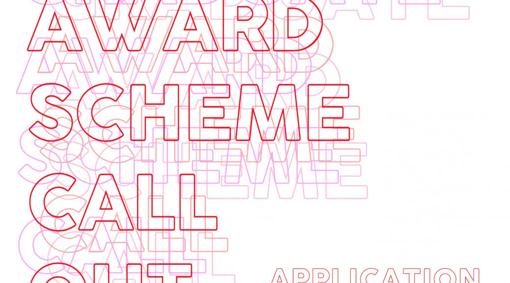 Graduate studio award call